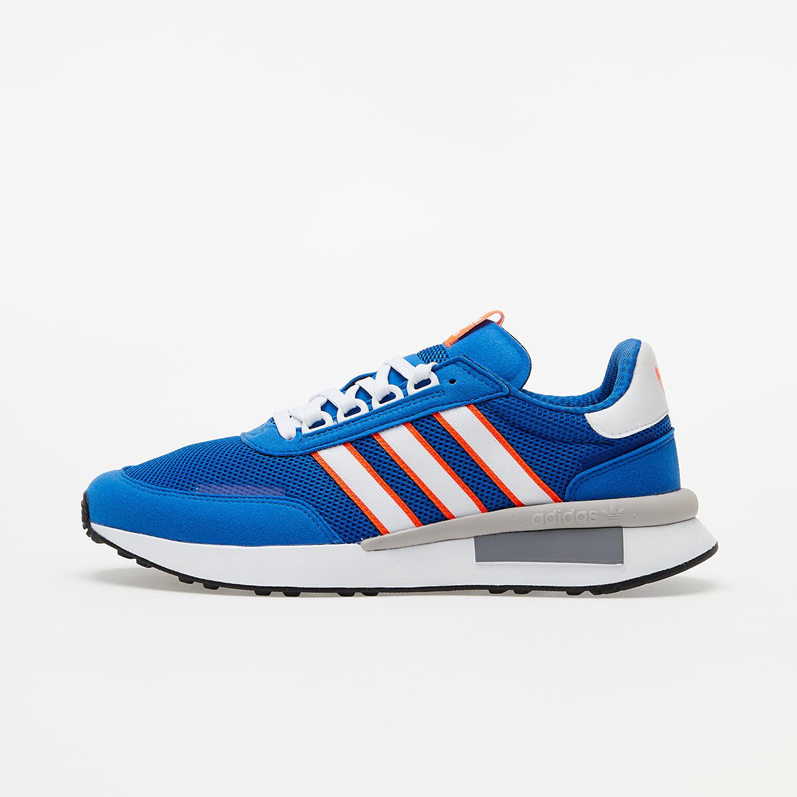 adidas Retroset Blue/ Ftw White/ Solar Red FW3342
