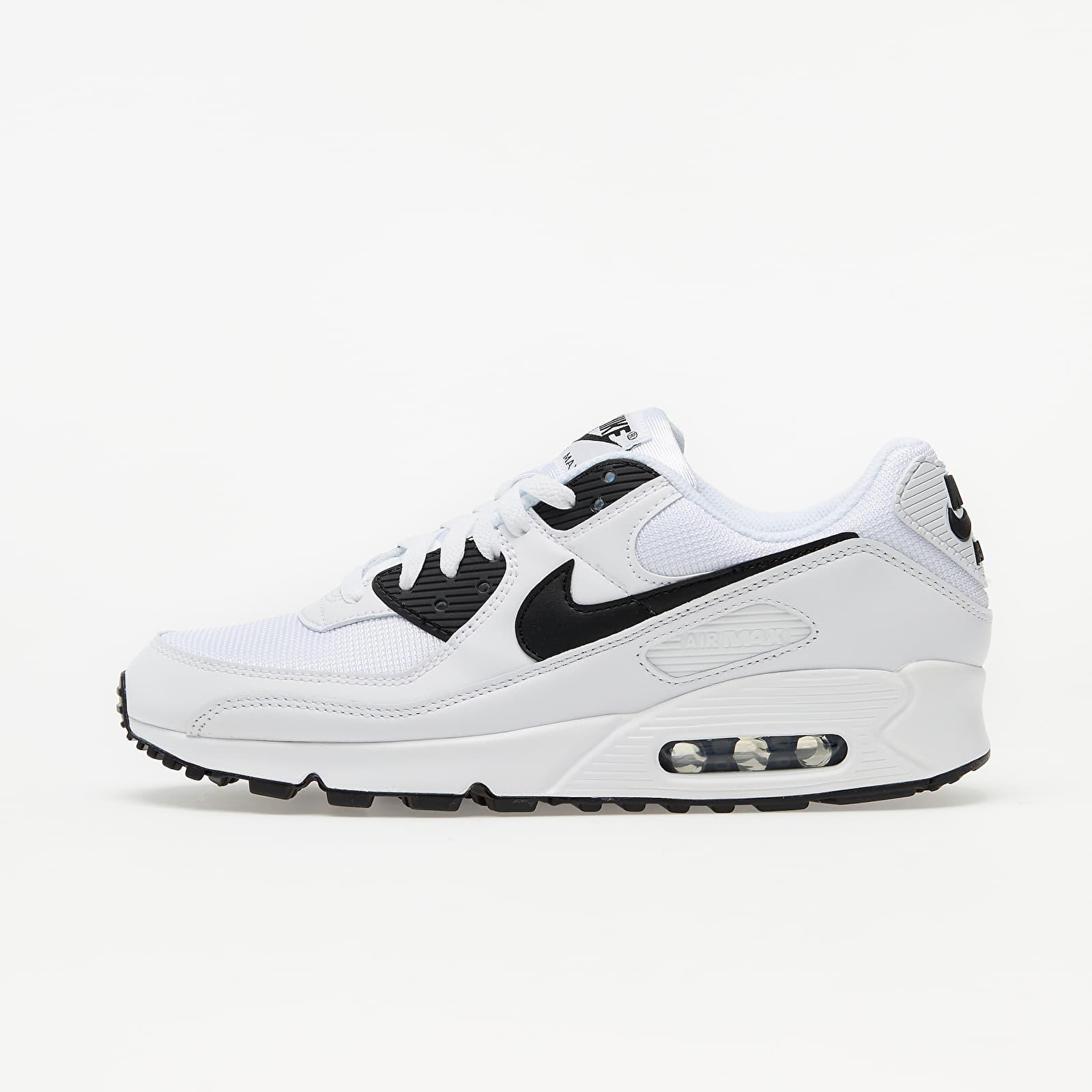 Nike Air Max 90 White/ Black-White CT1028-103
