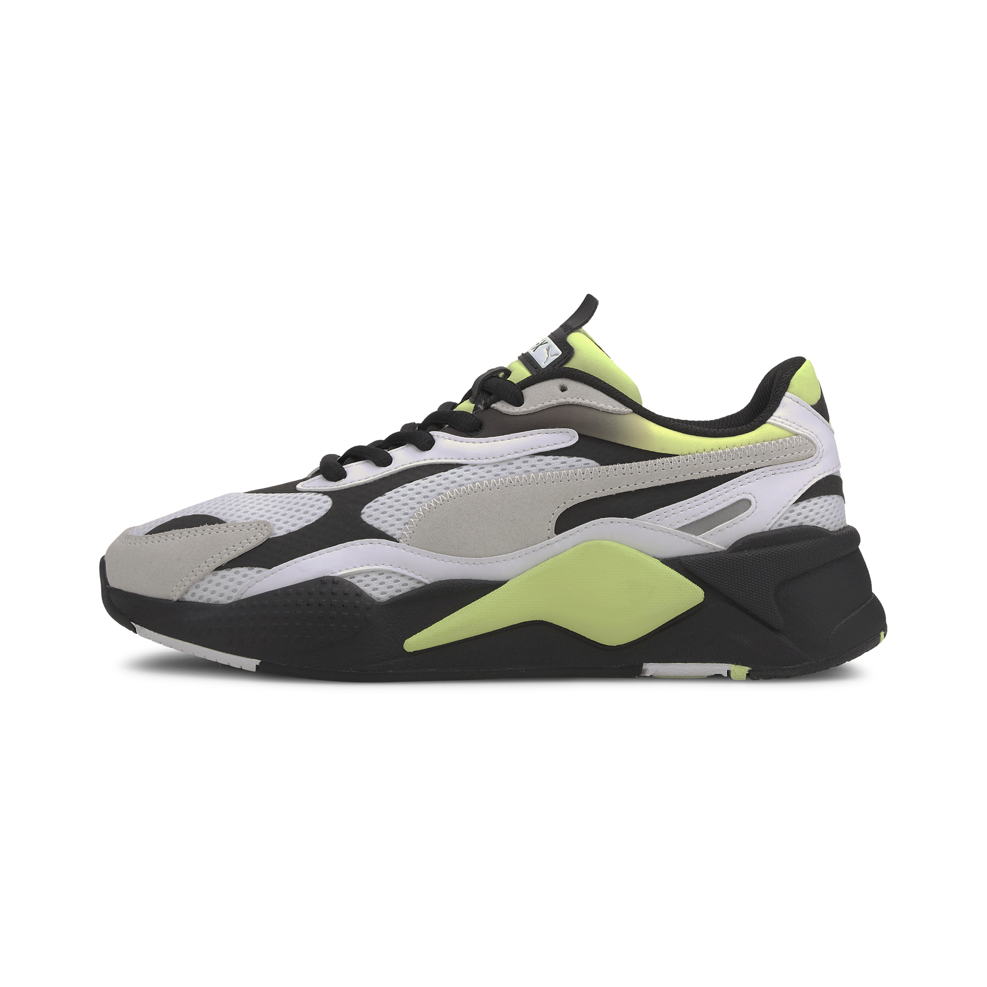 Puma RS-X³ Neo Fade Puma White-Fizzy Yellow-Puma Black 37337702