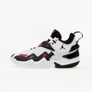 Jordan Westbrook One Take White/ Black-University Red CJ0780-101
