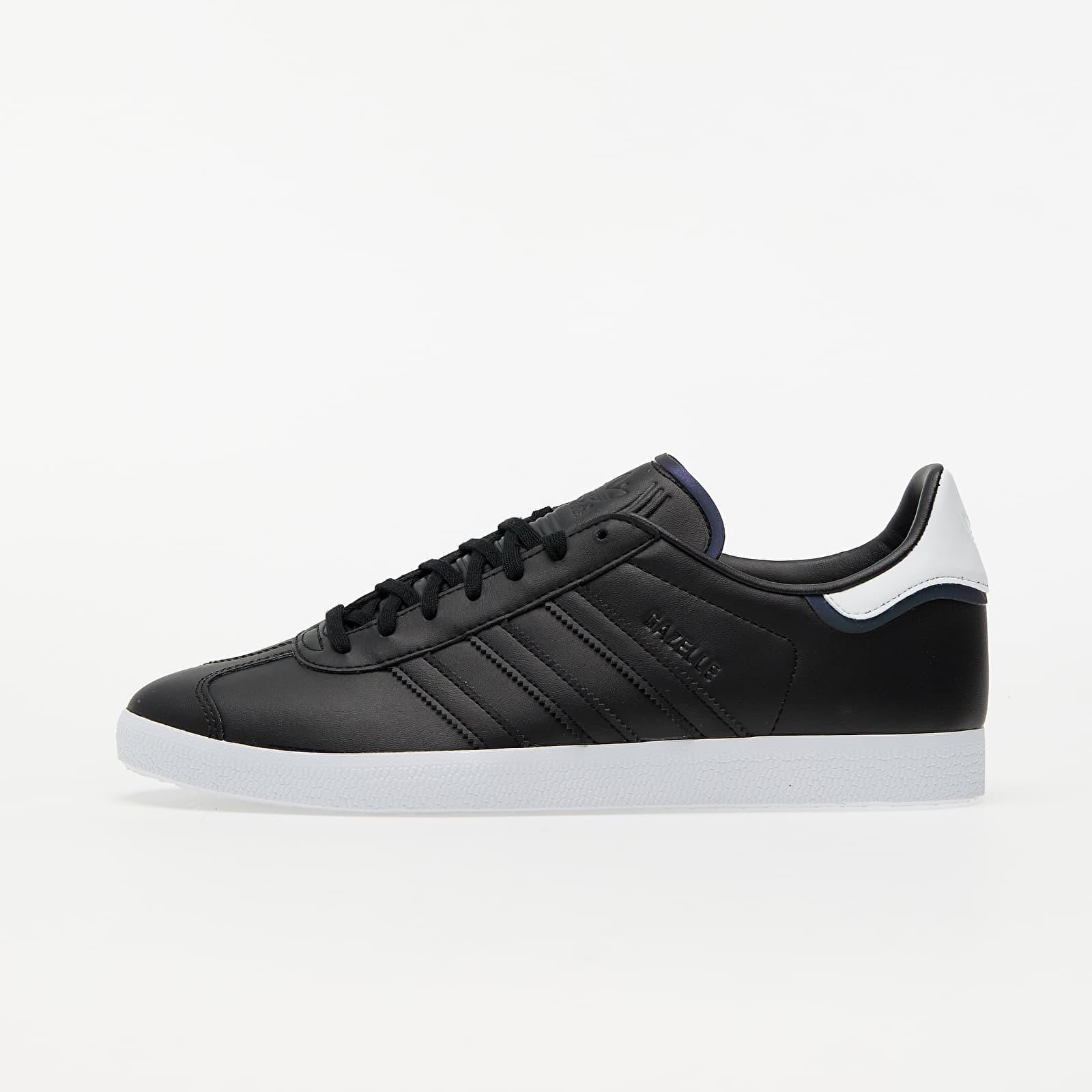 adidas Gazelle Core Black/ Core Black/ Ftw White FU9667
