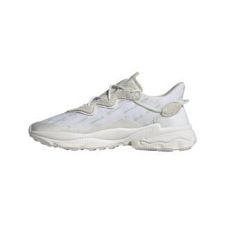 adidas Ozweego Crystal White/ Crystal White/ Blur Green FV1806