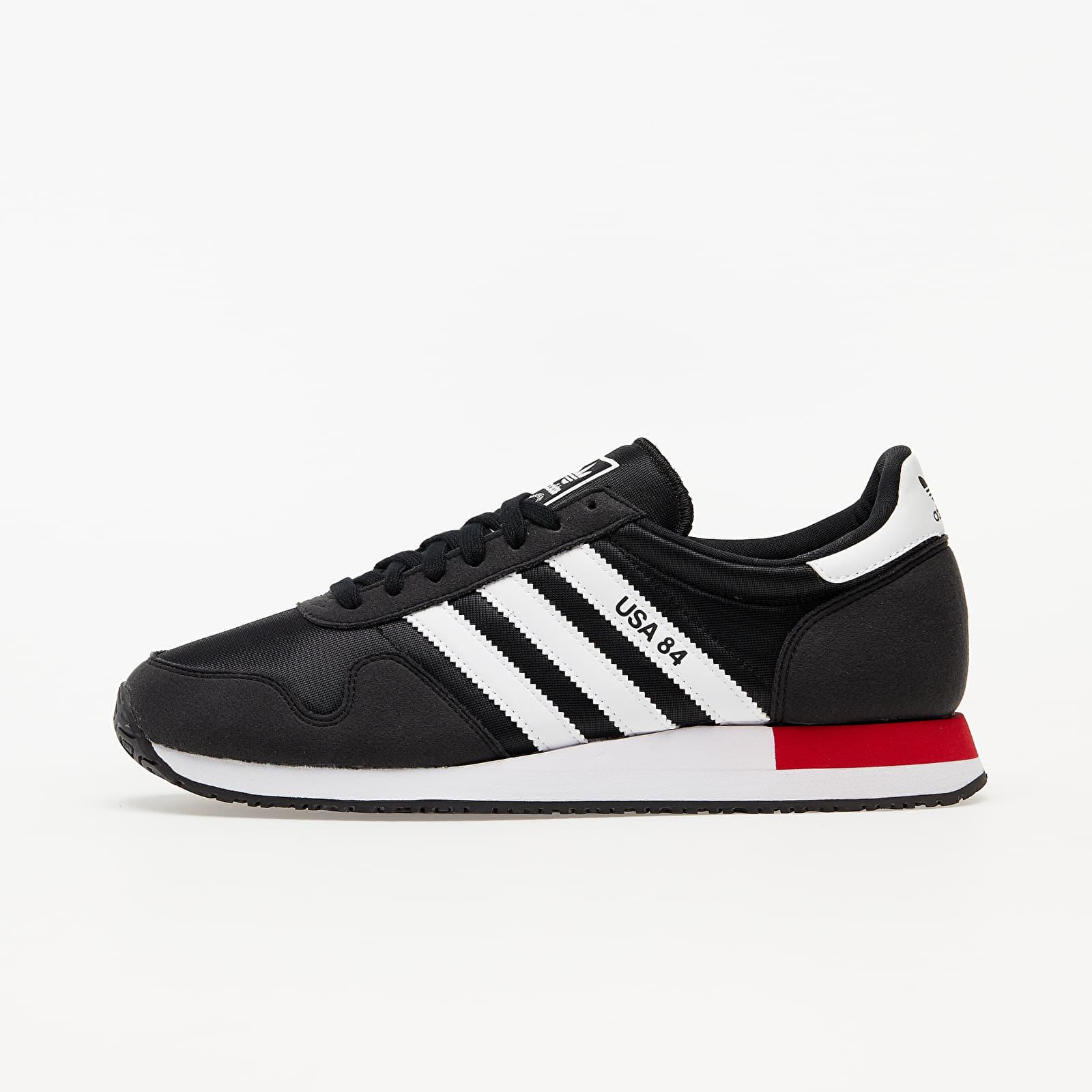 adidas Usa 84 Core Black/ Ftw White/ Scarlet FV2050