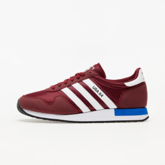 adidas Usa 84 Core Burgundy/ Ftw White/ Blue FV2051