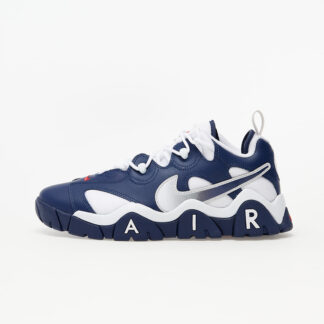 Nike Air Barrage Low Midnight Navy/ Midnight Navy-White CN0060-400