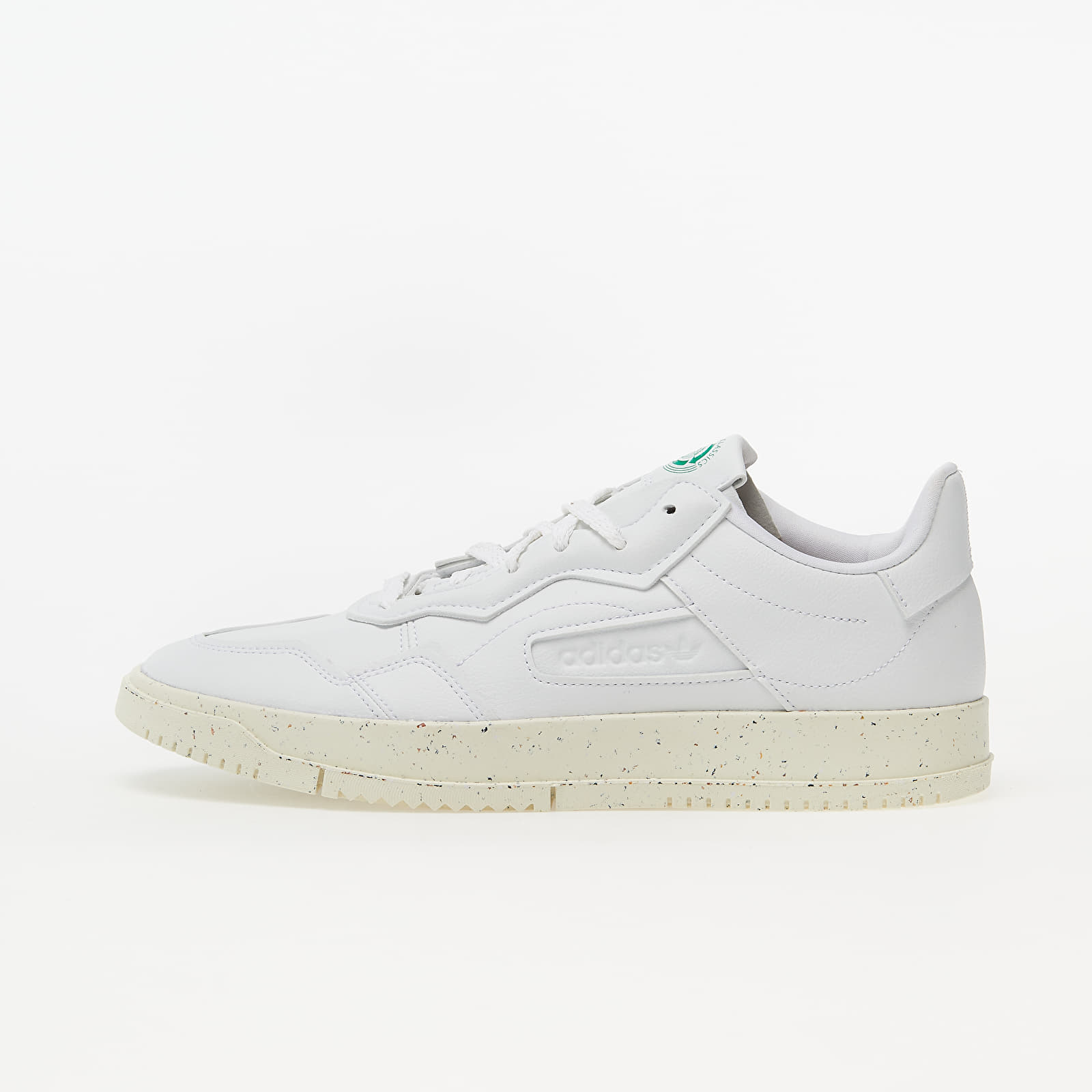 adidas SC Premiere Clean Classics Ftw White/ Off White/ Green FW2361