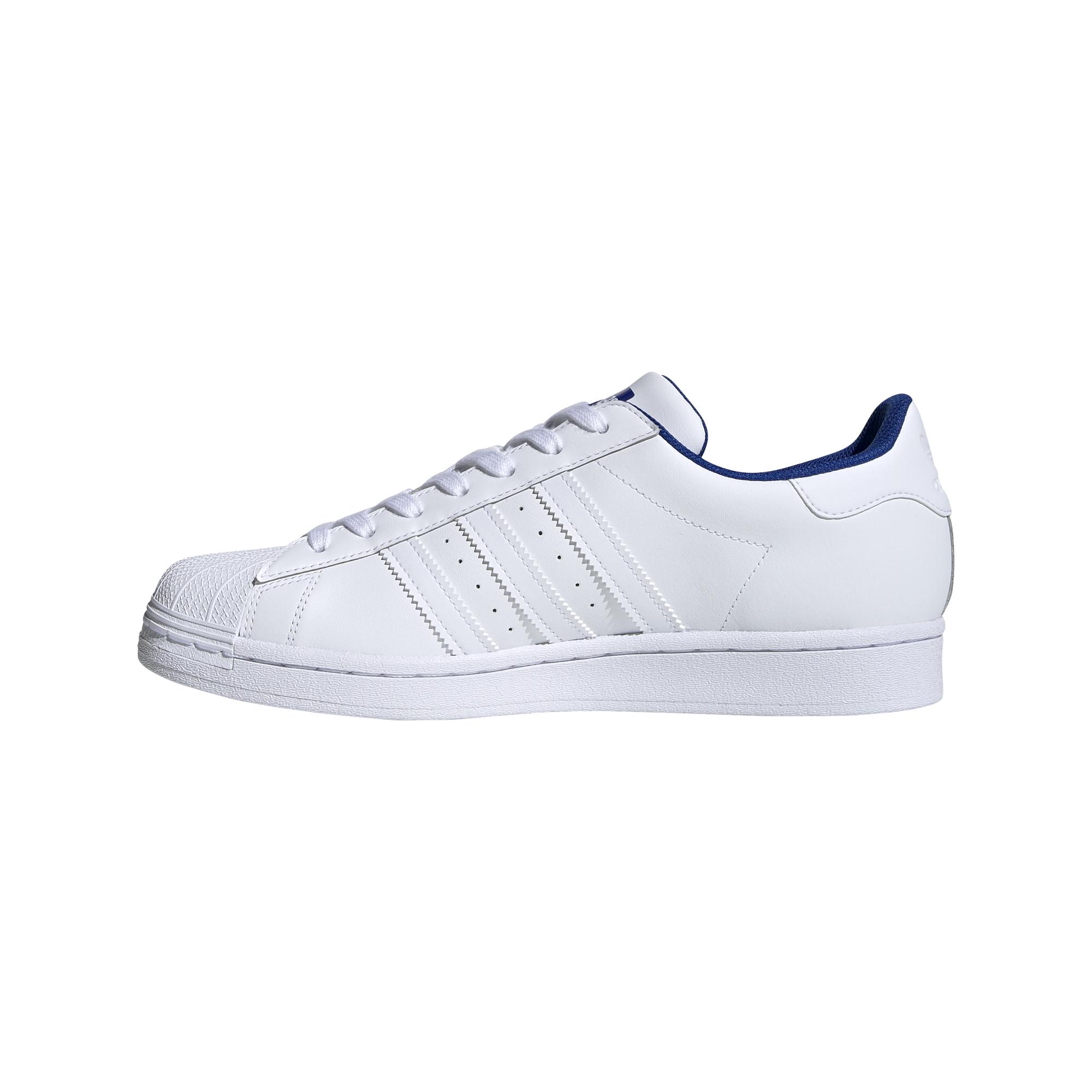 adidas Superstar Ftw White/ Ftw White/ Royal Blue FY2826
