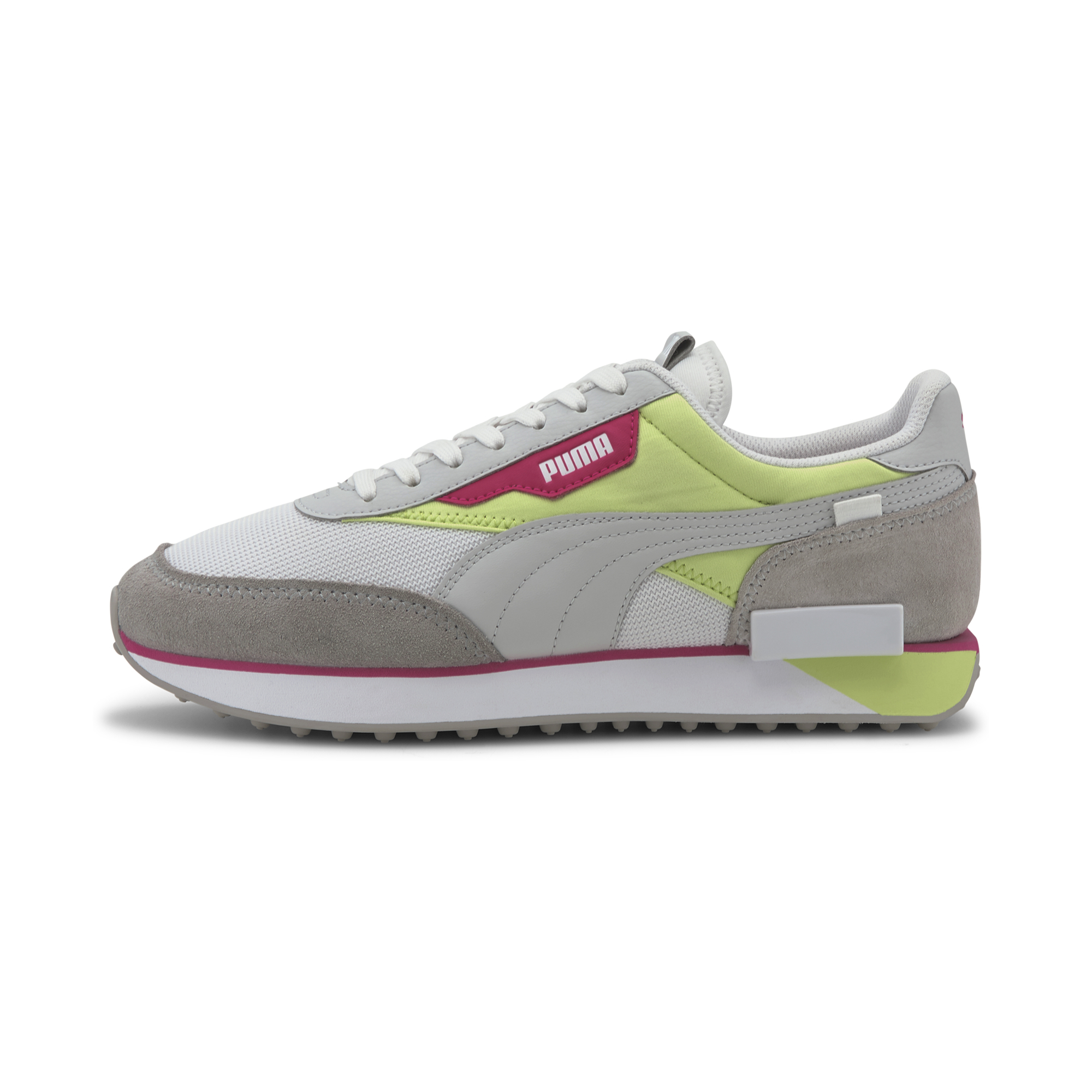 Puma Future Rider Neon Play Grey Violet-Sharp Puma Green 37338305