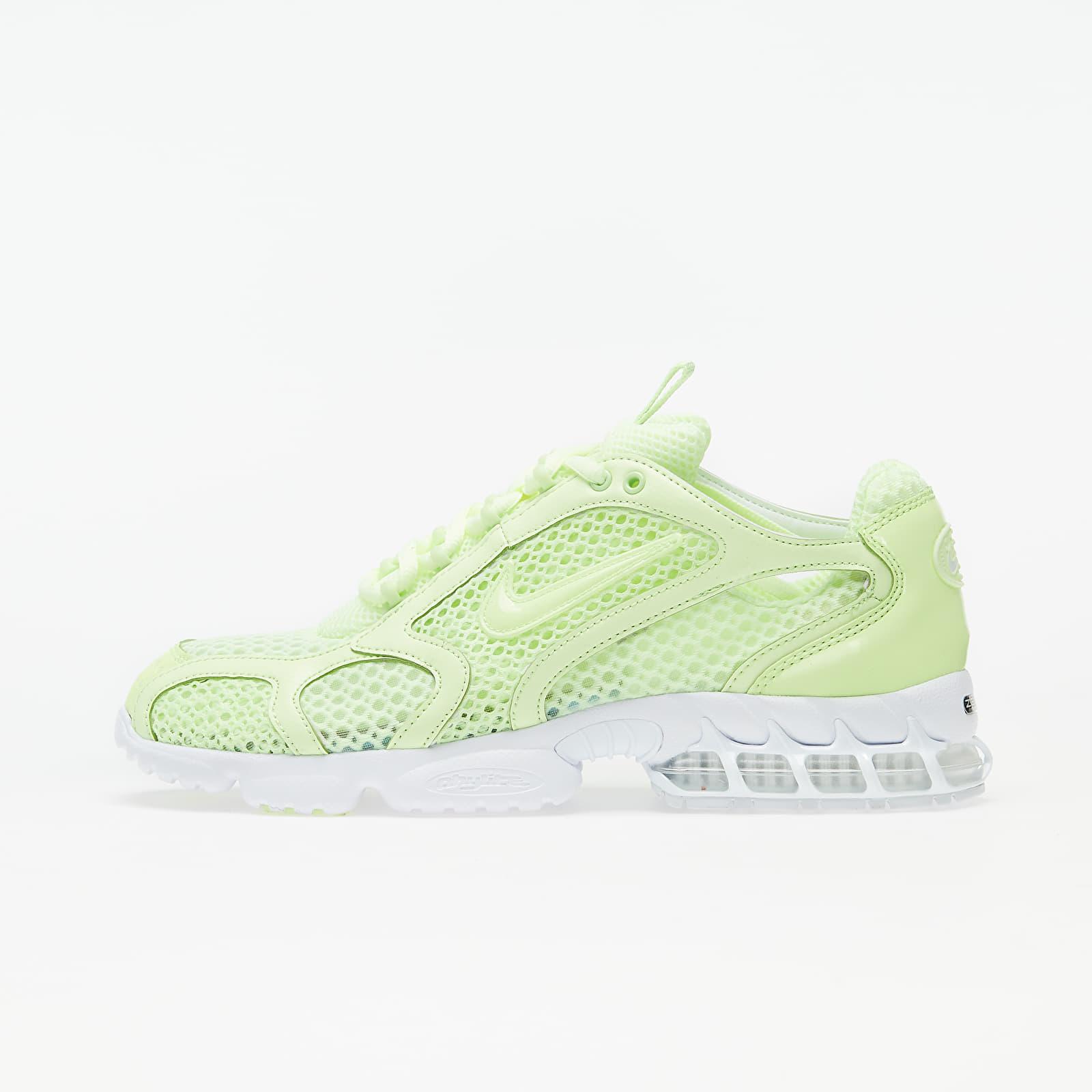 Nike Air Zoom Spiridon Cage 2 Barely Volt/ Barely Volt-White-Black CJ1288-700