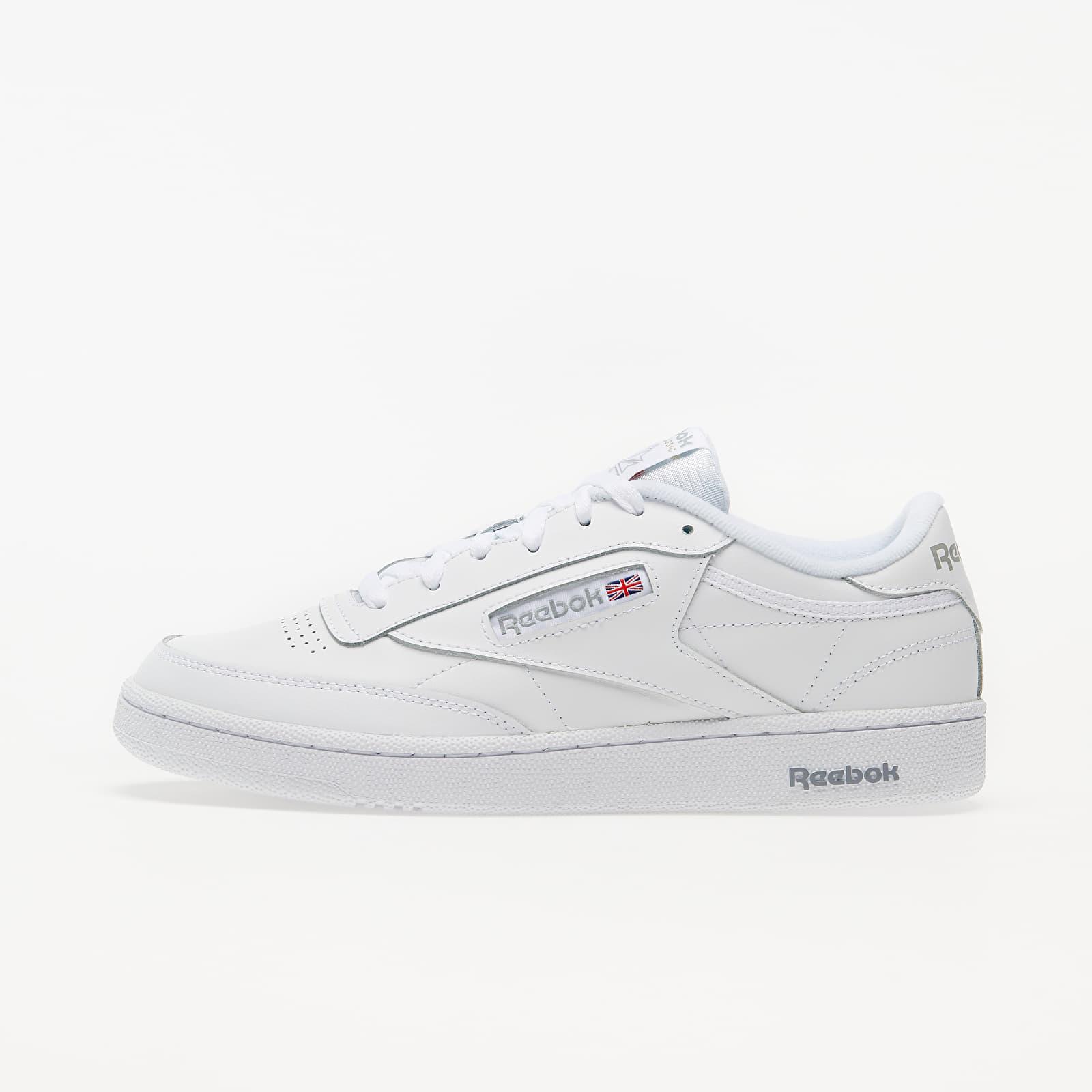 Reebok Club C 85 White/ Sheer Grey AR0455