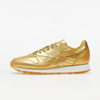 Reebok x Wonder Woman Classic Leather MU Gold Metalic/ Gold Metalic/ Gold Metalic FX7194