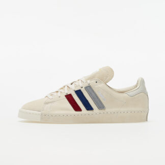adidas Consortium x Recouture Campus 80s SH Core White/ Dark Blue/ Core Black FY6755
