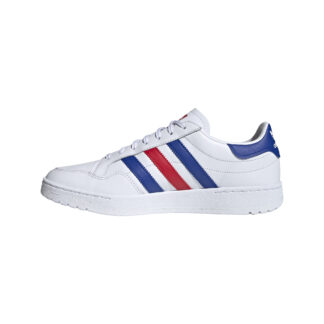 adidas Team Court Ftw White/ Royal Blue/ Scarlet FW5068