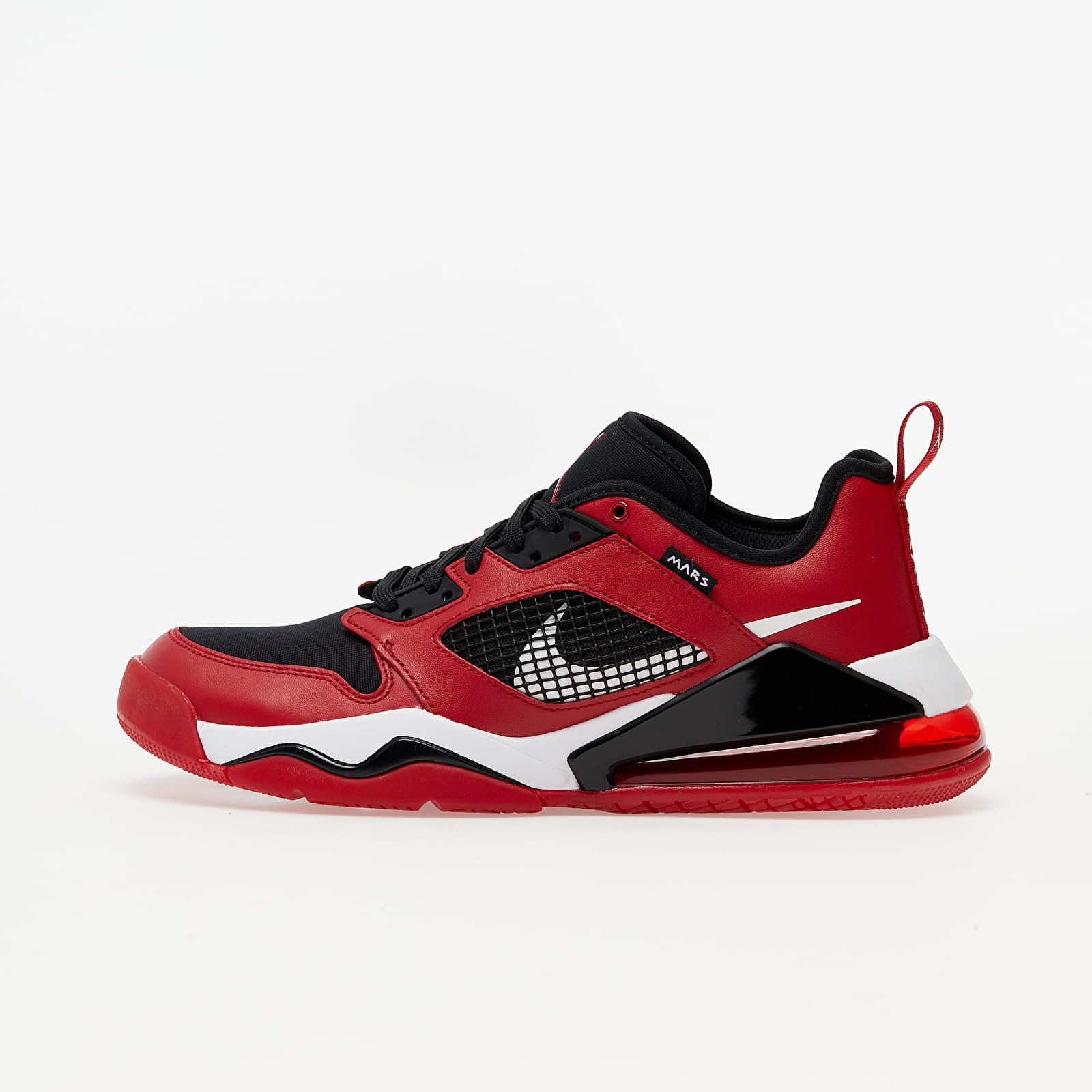 Jordan Mars 270 Low Gym Red/ White-Black CK1196-600