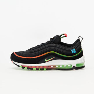Nike Air Max 97 WW Black/ Green Strike-Flash Crimson-White CZ5607-001