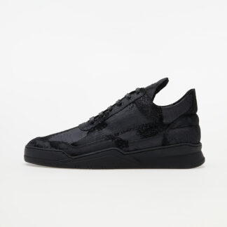 Filling Pieces Low Top Ghost Skid All Black 252284818470