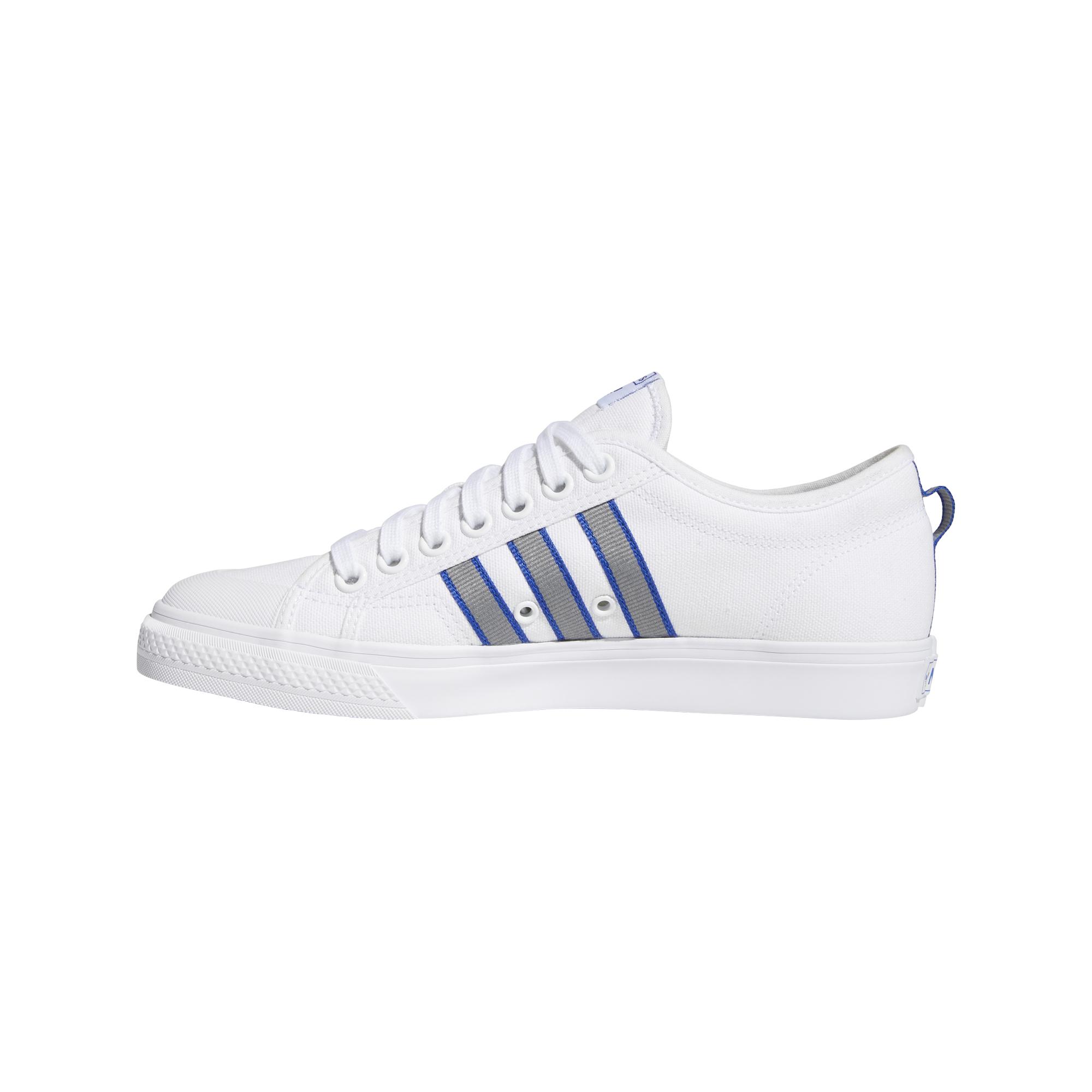 adidas Nizza Ftw White/ Grey Three/ Royal Blue FW4326