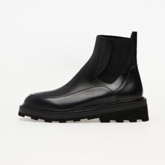 A-COLD-WALL* Oxford Boot Leather Black ACWUF014 Leather Black