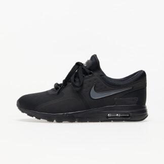 Nike W Air Max Zero Black/ Black-Dark Grey-White 857661-012