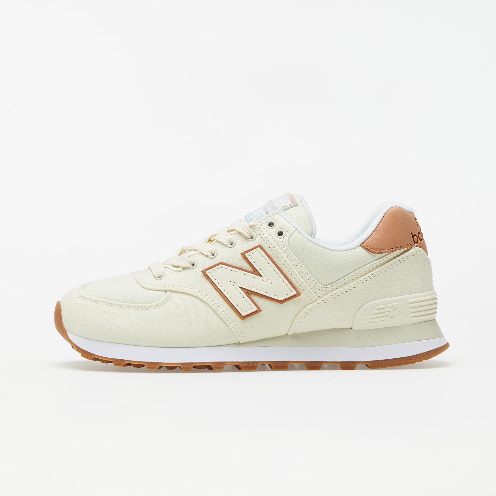 New Balance 574 Beige WL574SCB