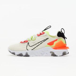 Nike W Nsw React Vision Pale Ivory/ Black-Volt-Laser Crimson CI7523-100