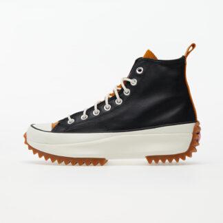 Converse Run Star Hike Black/ Saffron Yellow/ Egret 568649C