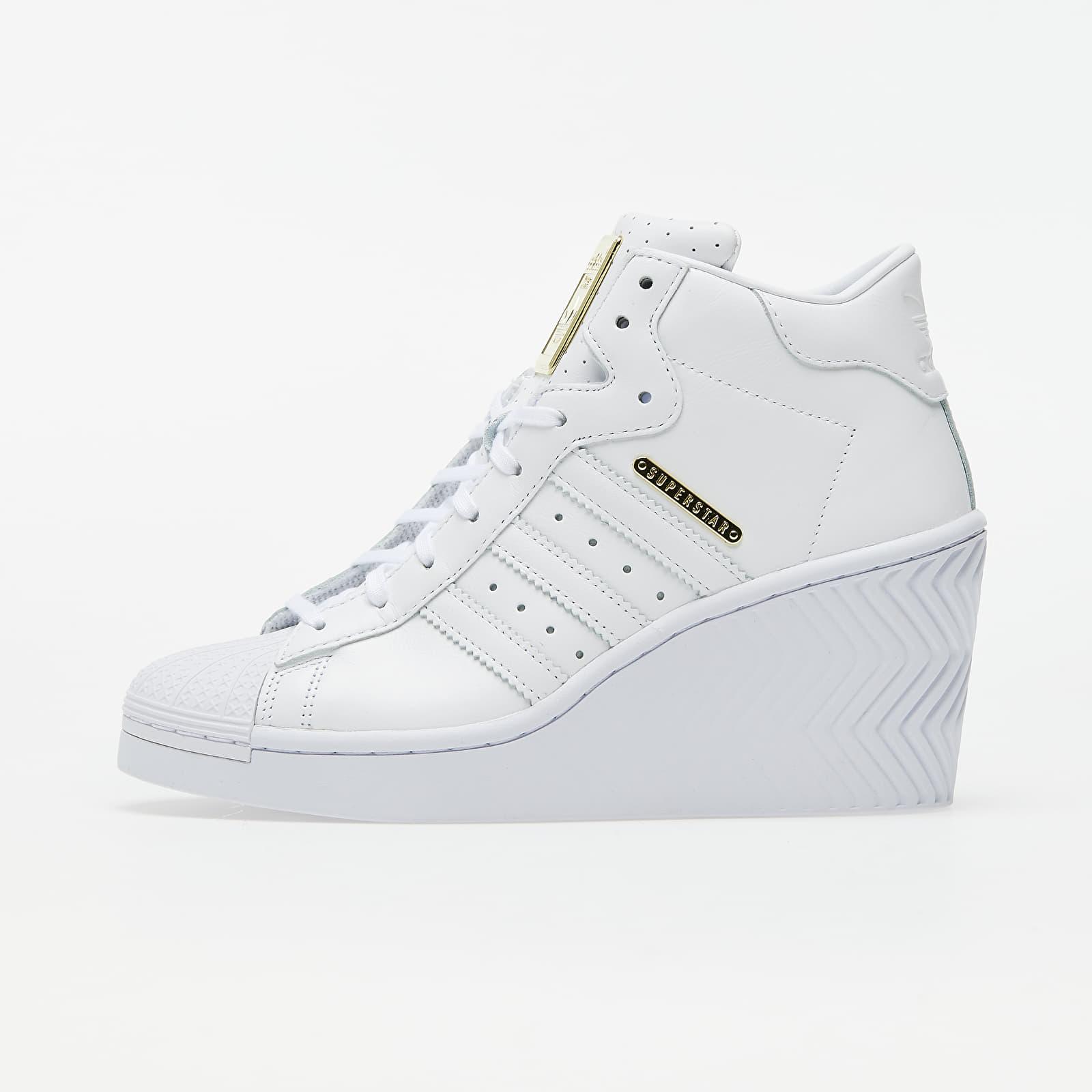 adidas Superstar Ellure W Ftw White/ Gold Metalic/ Core Black FW3198