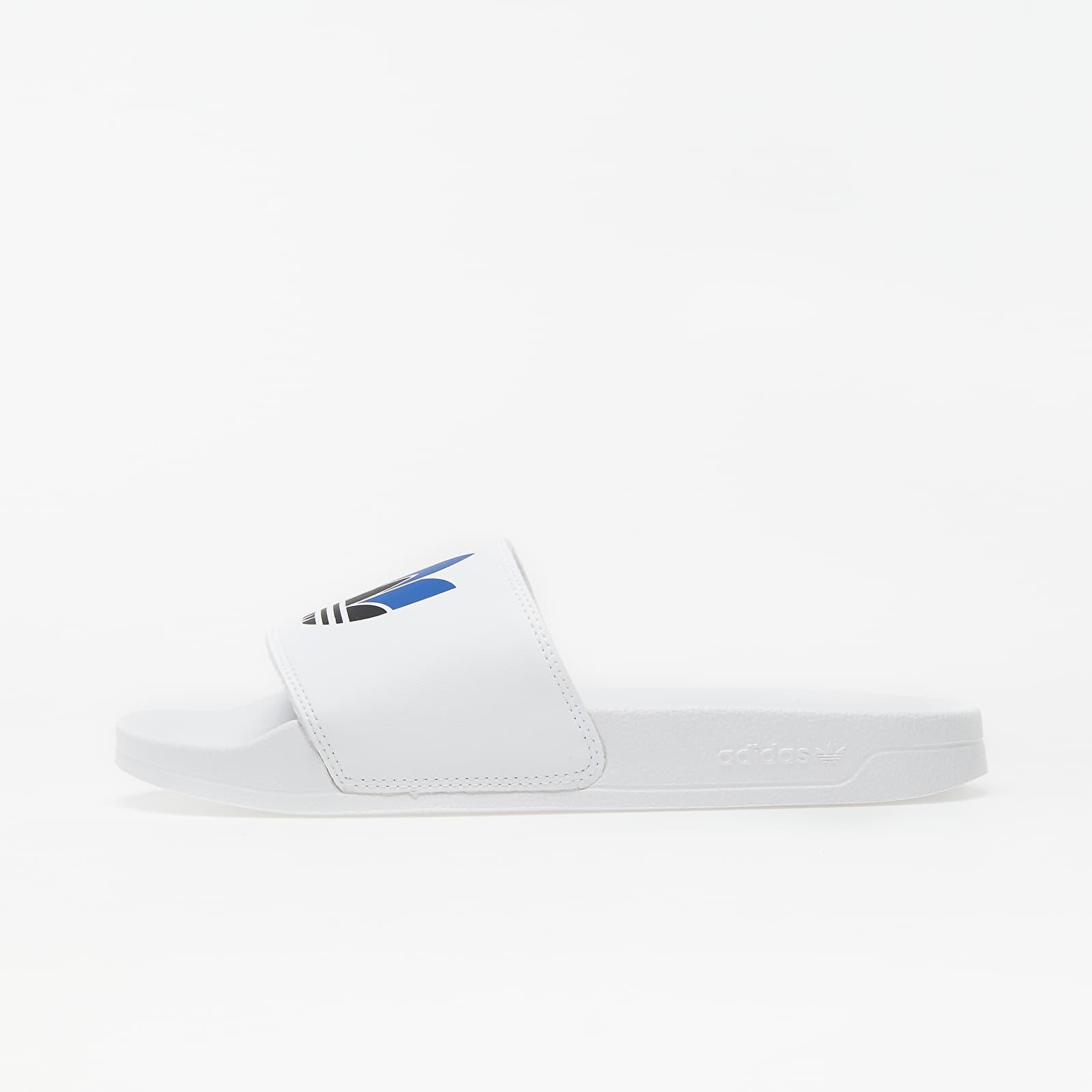 adidas Adilette Lite W Ftw White/ Core Black/ Royal Blue FW0537