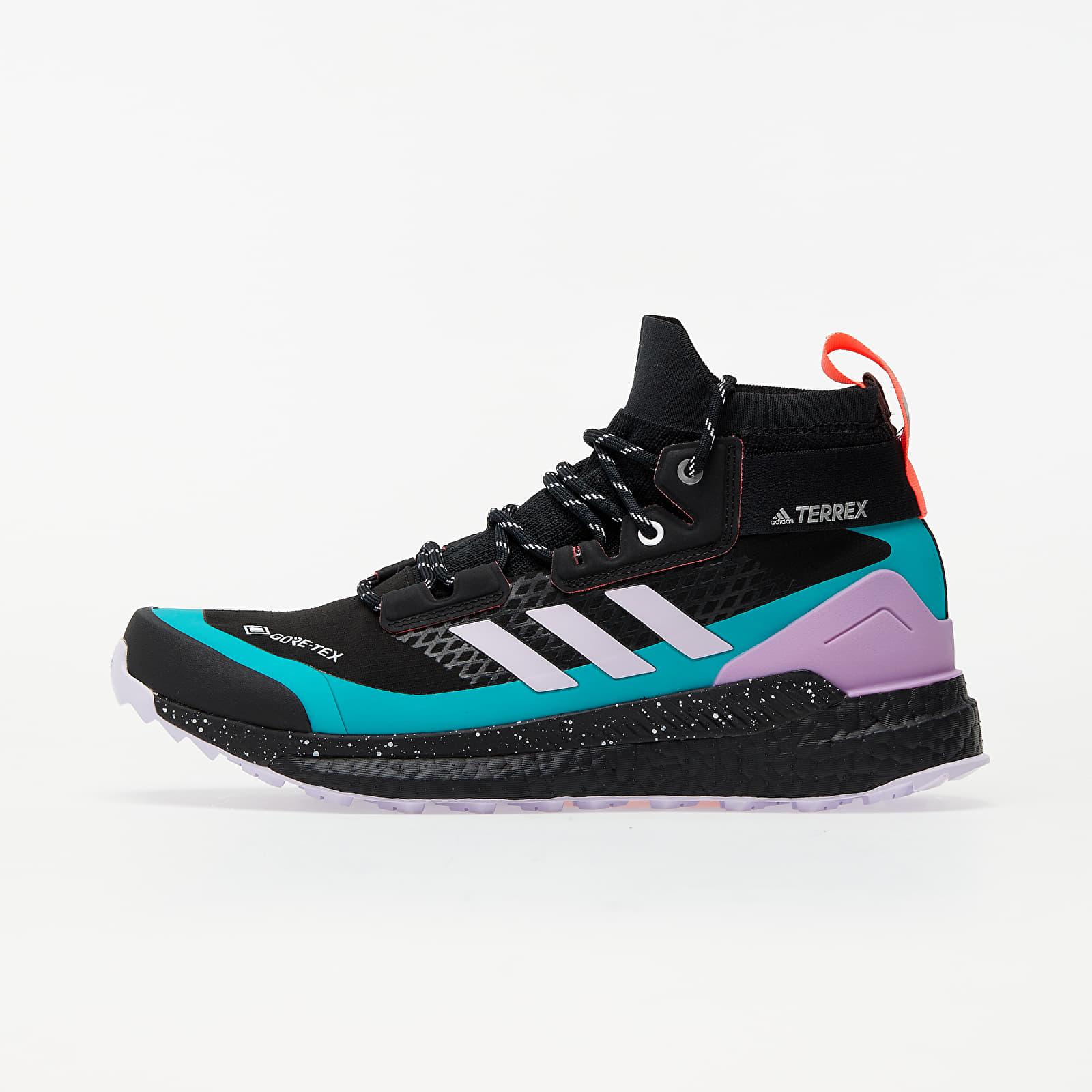 adidas Terrex Free Hiker GTX W Core Black/ Purple Tint/ Signature Pink FV6890
