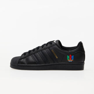 adidas Superstar W Core Black/ Core Black/ Real Magenta FW3695