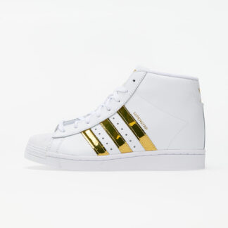 adidas Superstar Up W Ftw White/ Gold Metalic/ Core Black FW3905
