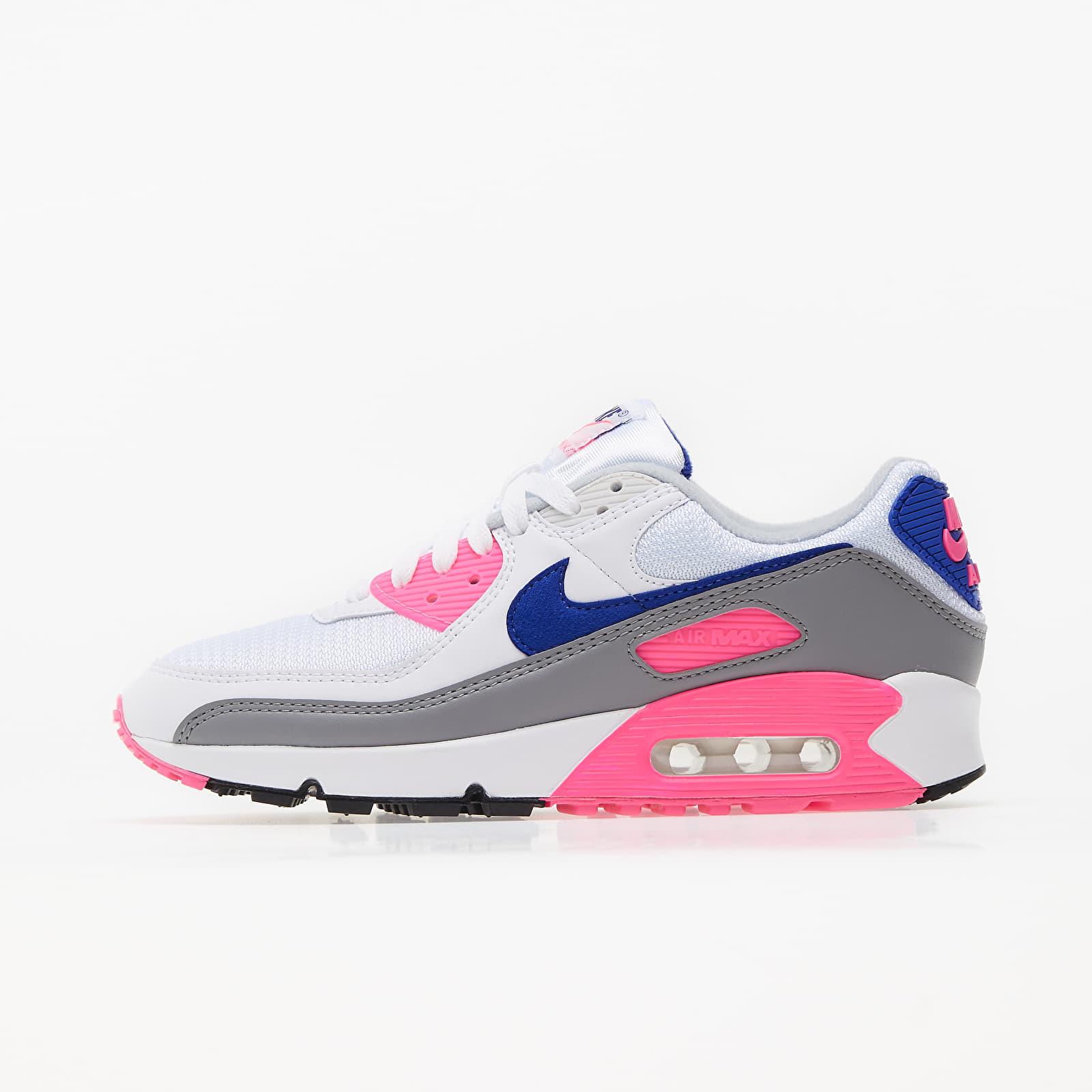 Nike Air Max III White/ Vast Grey-Concord-Pink Blast CT1887-100