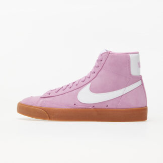 Nike W Blazer Mid '77 Suede Beyond Pink/ White-Gum Med Brown DB5461-600