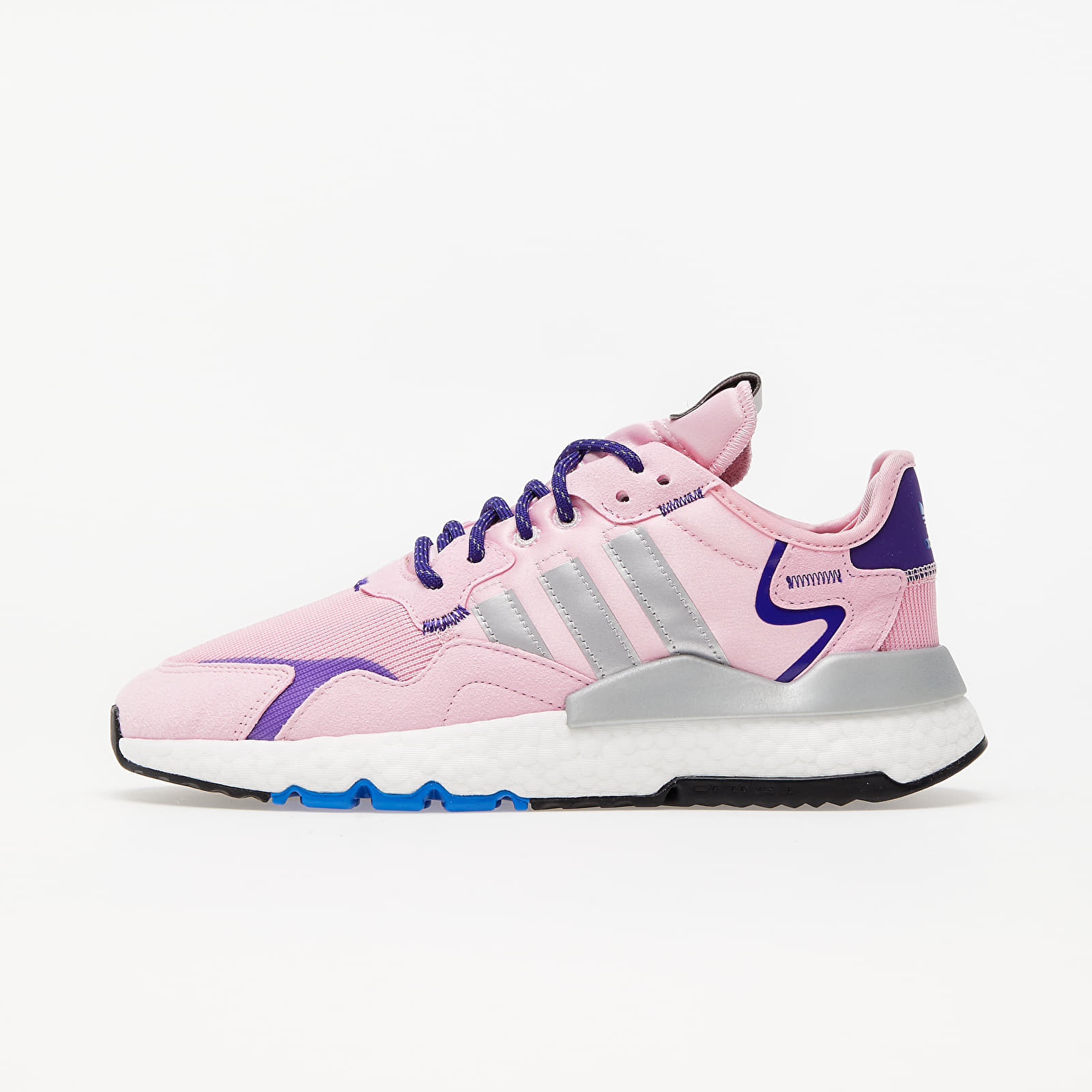 adidas Nite Jogger W True Pink/ Silver Met./ Collegiate Purple FX6911