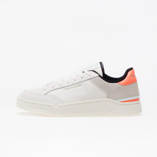 Reebok AD Court Chalk/ Orange Flare / Aqua Dust FY7346