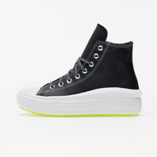 Converse Chuck Taylor All Star Move Hi Black/ Lemon Venom/ White 569542C
