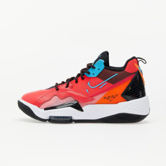 Jordan Wmns Zoom '92 Siren Red/ Blue Fury-Black-Total Orange CK9184-600