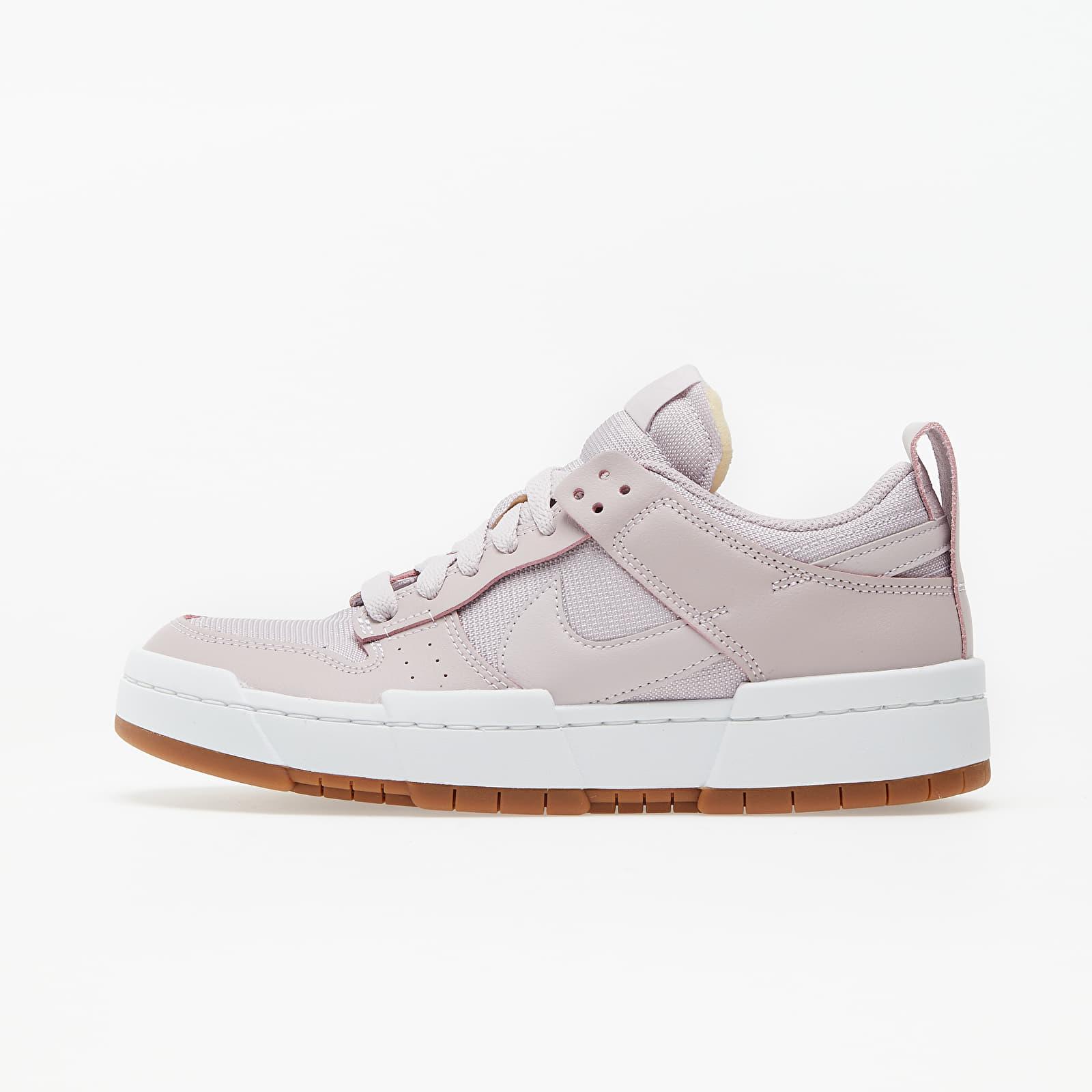 Nike W Dunk Low Disrupt Platinum Violet/ Platinum Violet CK6654-003
