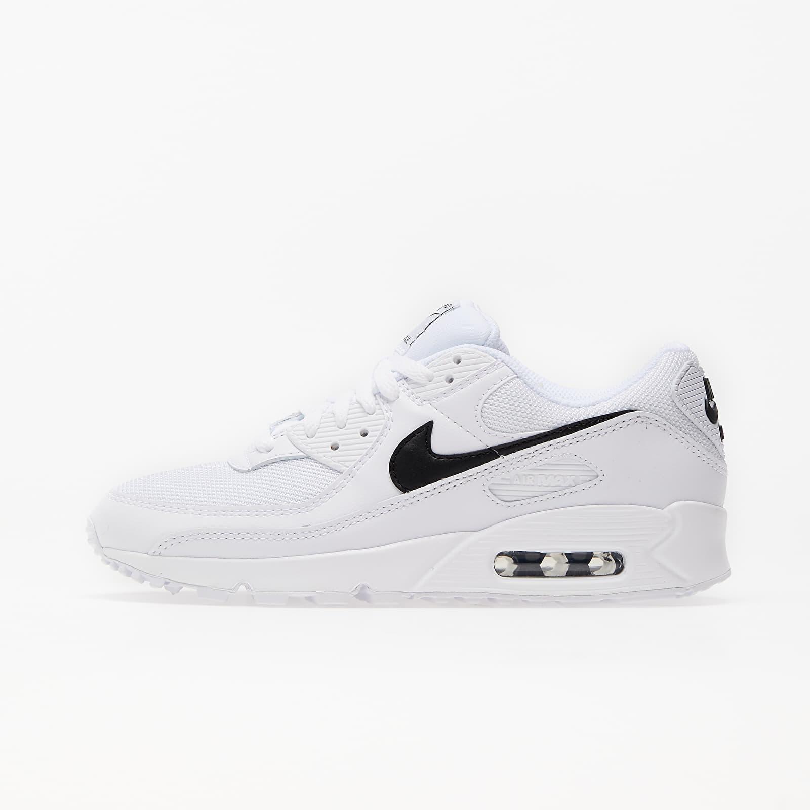 Nike W Air Max 90 White/ Black-White CQ2560-101