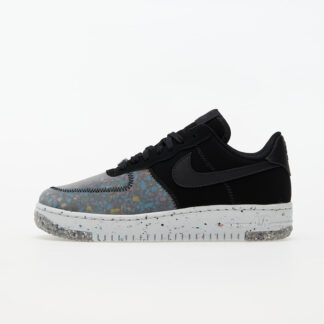 Nike W Air Force 1 Crater Black/ Black-Photon Dust-Dk Smoke Grey CT1986-002