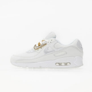 Nike Wmns Air Max 90 Summit White/ Summit White-Dark Beetroot DC1161-100