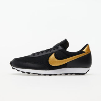 Nike Wmns Daybreak Black/ Black-Metallic Gold-White DC9213-001