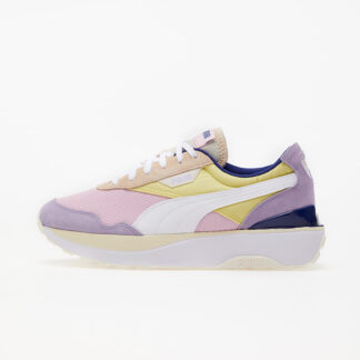 Puma Cruise Rider Silk Road Wn s Pink Lady-Yellow Pear 37507201