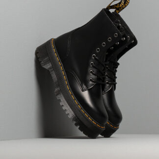Dr. Martens Jadon Polished Smooth Black DM15265001