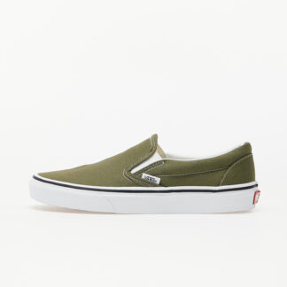 Vans Classic Slip-On Winter Moss/ True White VN0A38F7OW21