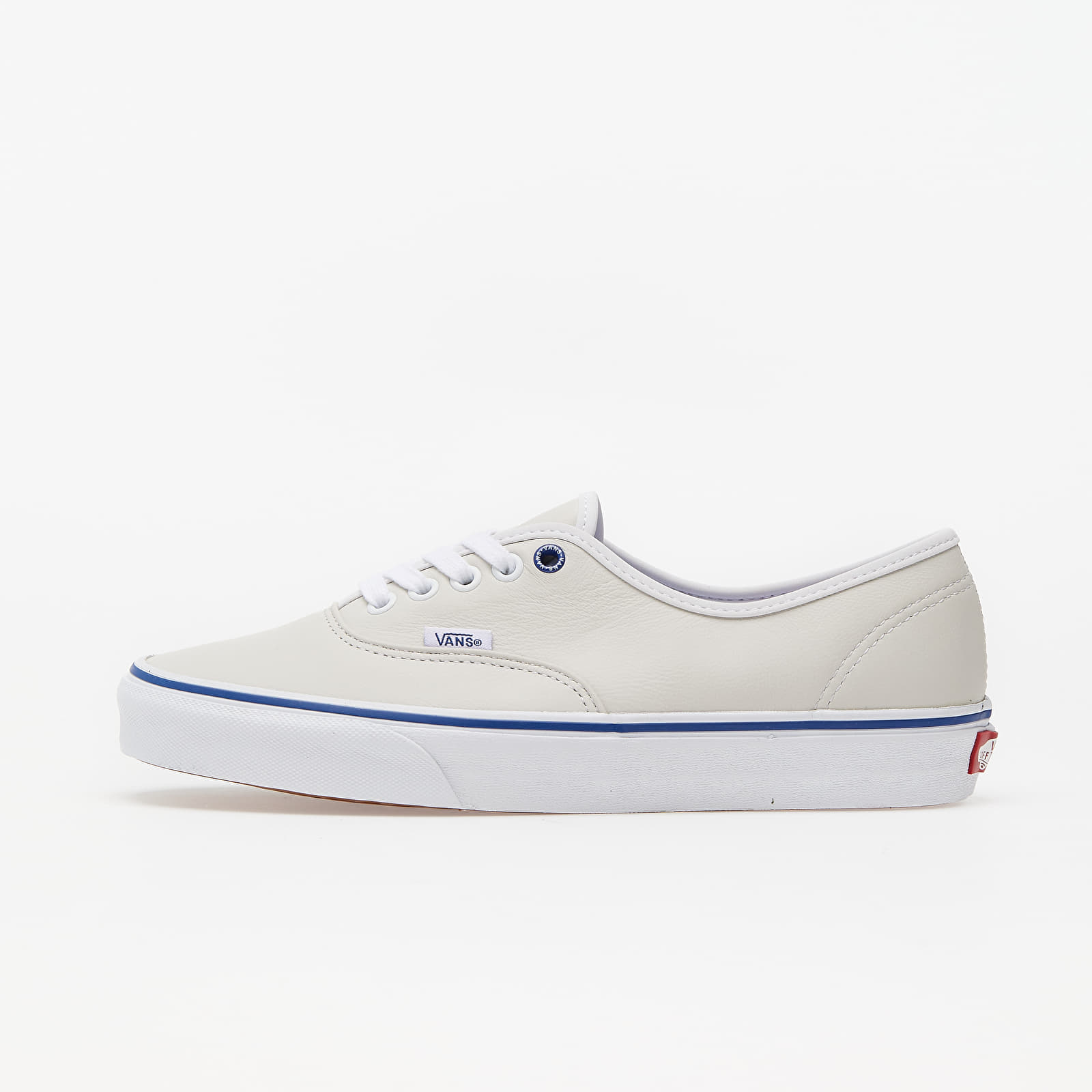 Vans Authentic (Butter Leather) True White VN0A348A2NU1