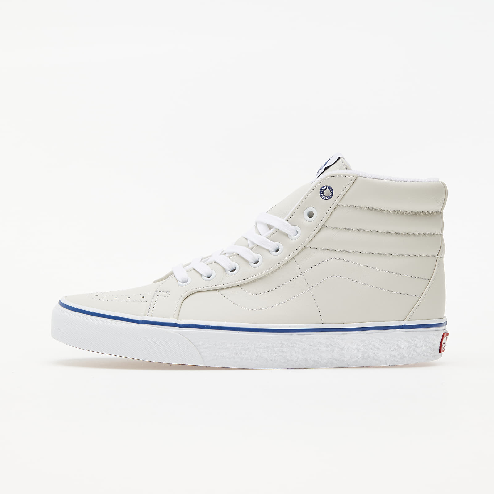 Vans Sk8-Hi Reissue (Butter Leather) True White/ Limoges VN0A4U3D2NU1