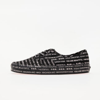 Vans Authentic (We Are Beautiful) Black/ Black VN0A348A2OD1