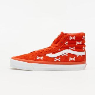 Vans OG Sk8-Hi LX (Wtaps) Bones/ Orange VN0A4BVB20Q1