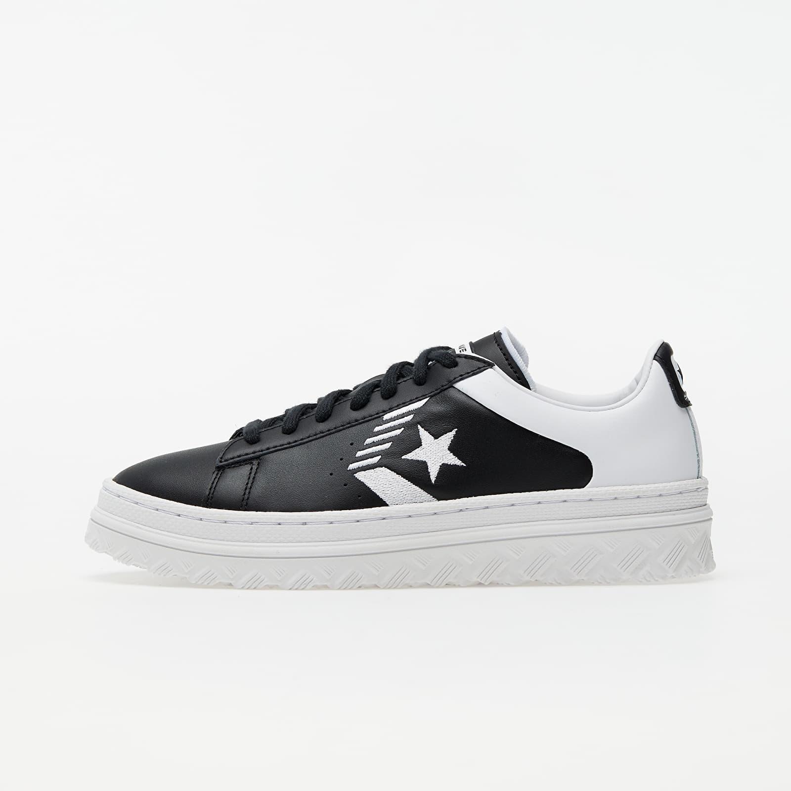 Converse Pro Leather X2 Black/ White/ White 168760C